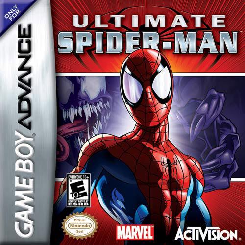 ultimate spider man u trashman rom gba roms emuparadise