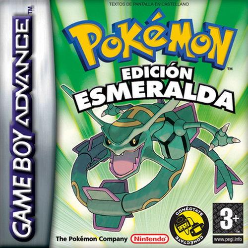 Pokemon Edicion Esmeralda S Independent Rom Gba Roms Emuparadise