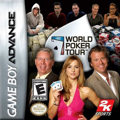 World Poker Tour (U)(Rising Sun) Box Art