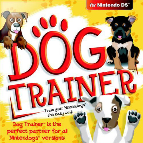 Dog Trainer (E)(Trashman) Box Art