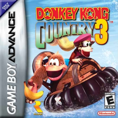 Donkey Kong Country 3 (U)(Independent) Box Art