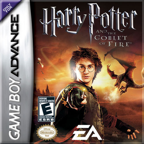 Harry Potter and the Goblet of Fire (U)(Rising Sun) Box Art