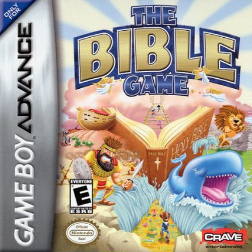 The Bible Game (U)(TrashMan) Box Art
