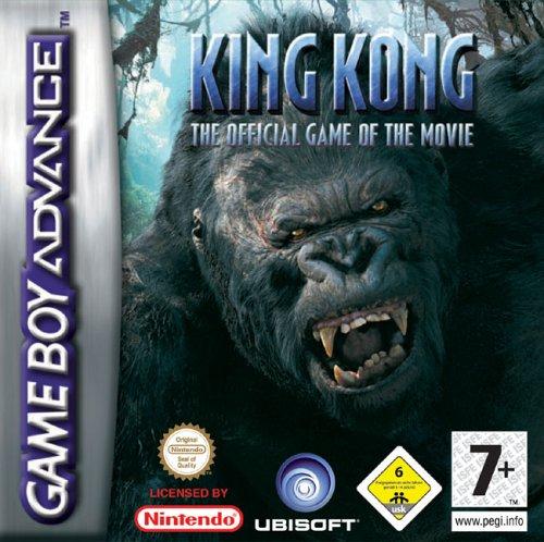 King Kong (E)(Rising Sun) ROM