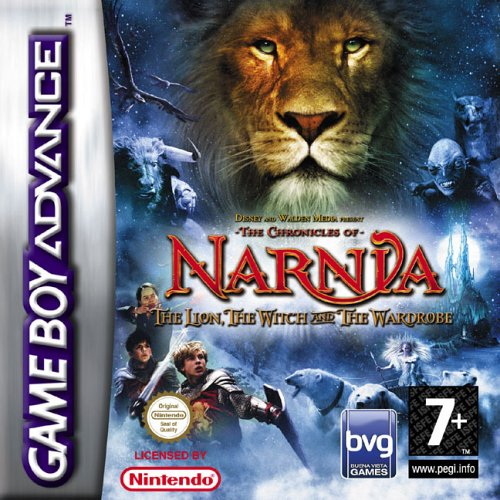 The Chronicles of Narnia - The Lion, The Witch and The Wardrobe (U)(Rising Sun) Box Art