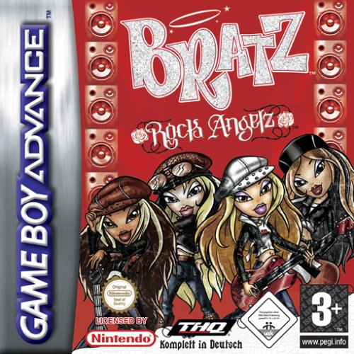 Bratz Rock Angelz (G)(Rising Sun) Box Art