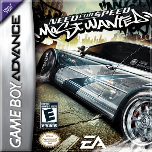 Need for Speed Most Wanted (U)(Rising Sun) Box Art