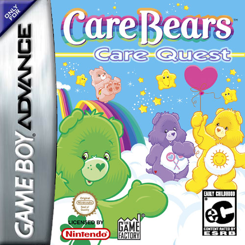 Care Bears - Care Quest (U)(Trashman) Box Art