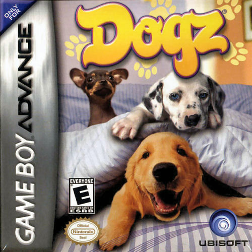 Dogz (U)(Trashman) Box Art