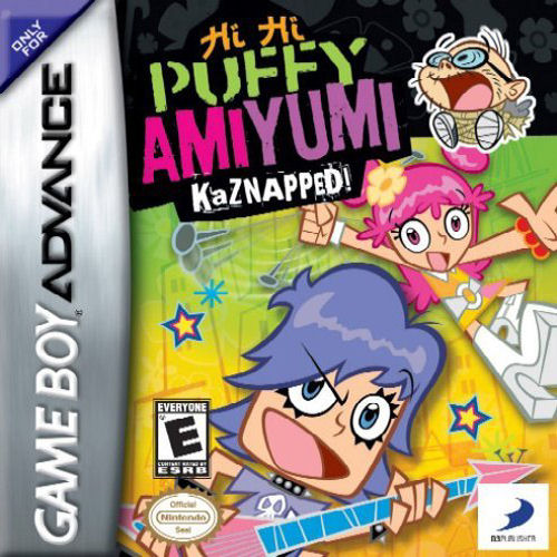 Play Hi Hi Puffy Amiyumi World Tour