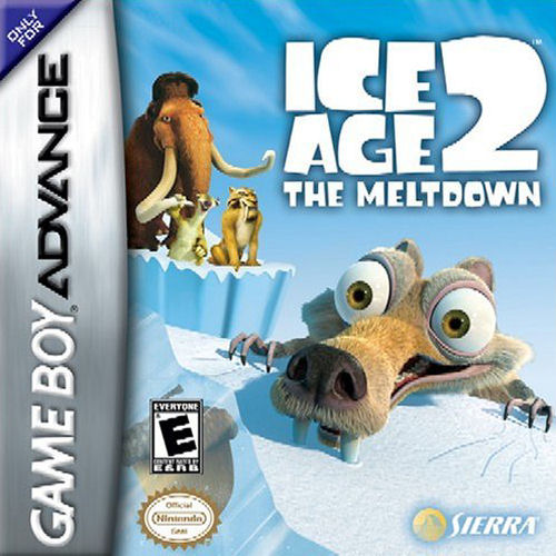 Ice Age 2 - The Meltdown (U)(Rising Sun) Box Art