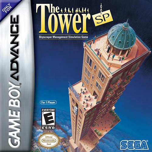 The Tower SP (U)(Trashman) Box Art