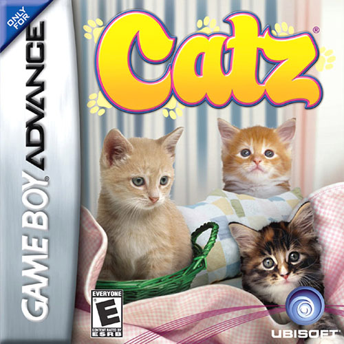 Catz (U)(Rising Sun) Box Art