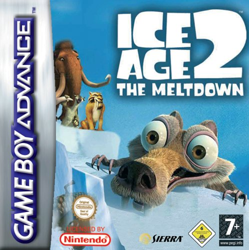 Ice Age 2 - The Meltdown (E)(Rising Sun) Box Art