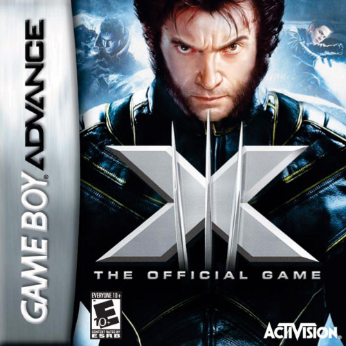 X-Men - The Official Game (U)(Trashman) Box Art