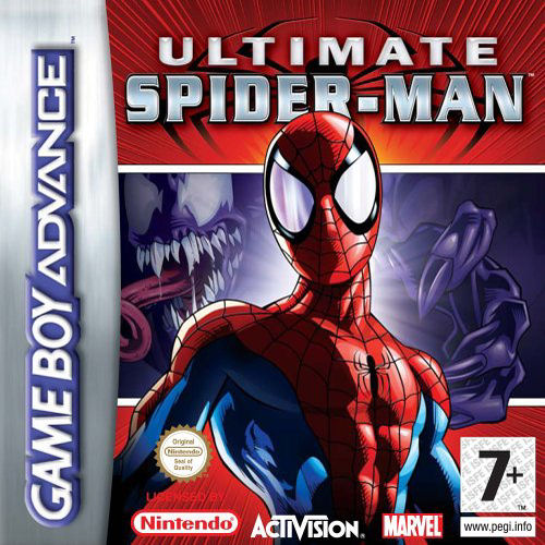 Ultimate Spider-Man (E)(Independent) Box Art