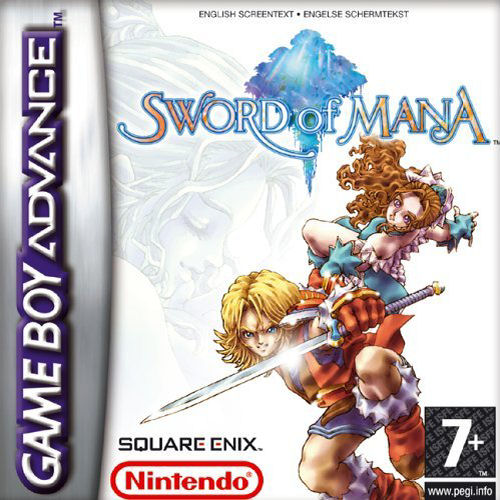 Sword of Mana (E)(Independent) Box Art