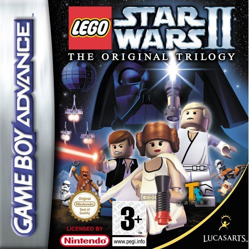 LEGO Star Wars II - The Original Trilogy (E)(Rising Sun) Box Art