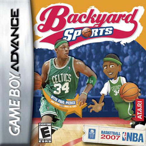 backyard sports basketball 2007 u rising sun box art