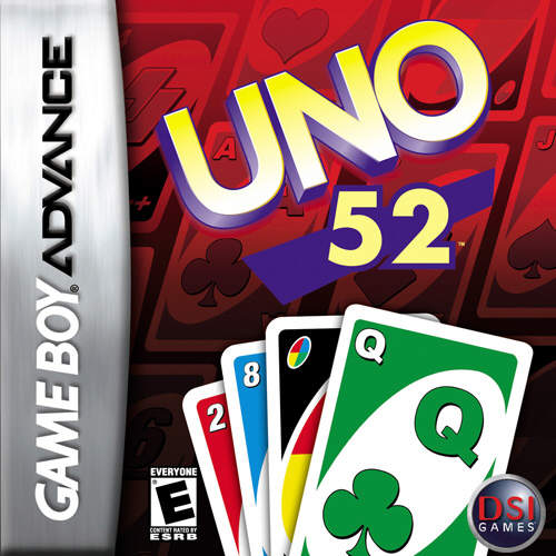 Uno 52 (U)(Sir VG) Box Art