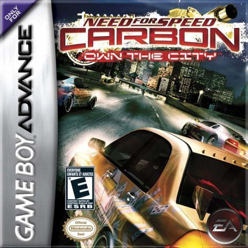 Need For Speed Carbon Own The City U Rising Sun Rom Gba