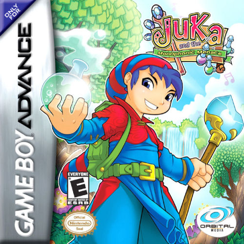 Juka and the Monophonic Menace (U)(Rising Sun) Box Art