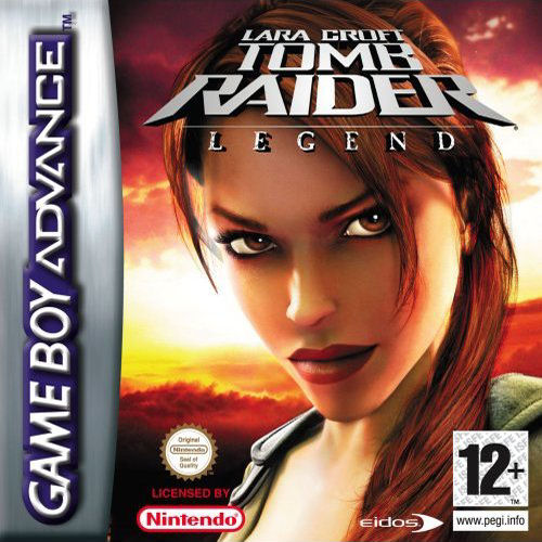Lara Croft - Tomb Raider Legend (E)(Rising Sun) Box Art
