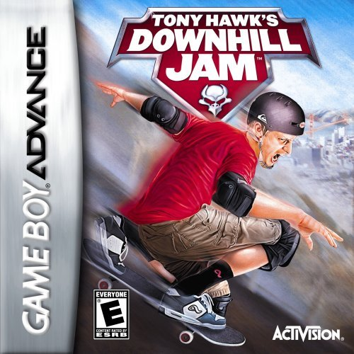 Tony Hawk's Downhill Jam (U)(Rising Sun) Box Art