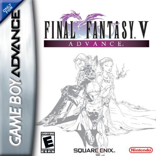 Final Fantasy V Advance (U)(Independent) Box Art