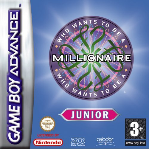 Who Wants to Be a Millionaire - Junior (E)(Independent) Box Art