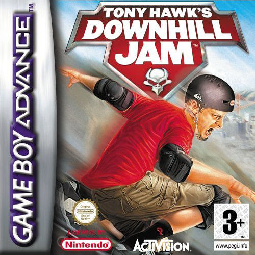 Tony Hawk's Downhill Jam (E)(Rising Sun) Box Art