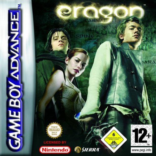 Eragon (E)(Rising Sun) Box Art