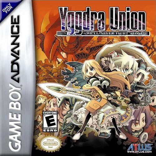 Yggdra Union - We'll Never Fight Alone (U)(Rising Sun) Box Art