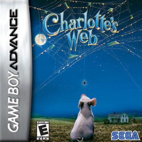 Charlotte's Web (U)(Rising Sun) Box Art