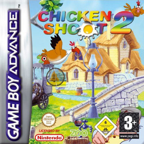 Chicken Shoot 2 (E)(Sir VG) Box Art