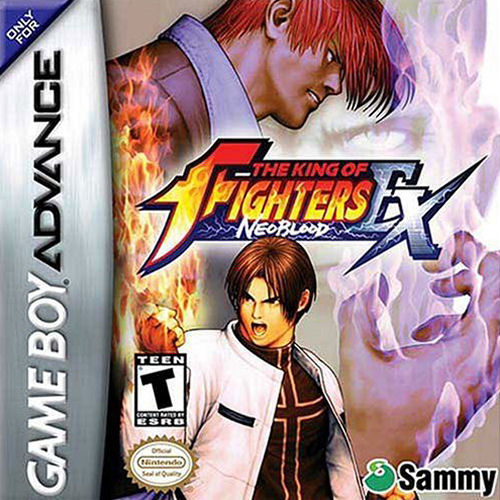 The King Of Fighters EX - Neo Blood (U)(Sir VG) Box Art