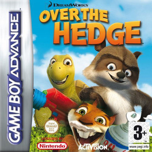 Over the Hedge (E)(Independent) Box Art
