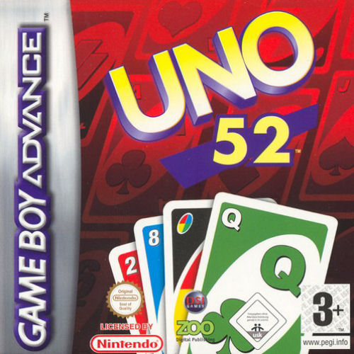 Uno 52 (E)(sUppLeX) Box Art