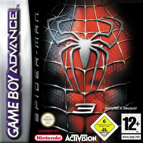 Spider-Man 3 (G)(Rising Sun) Box Art