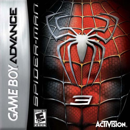 Spider-Man 3 (U)(OMGba) Box Art