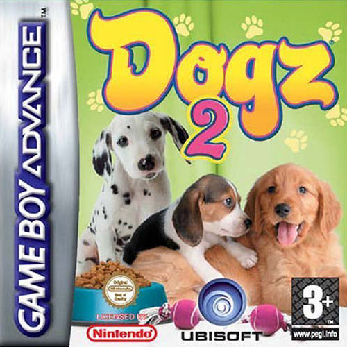 Dogz 2 (E)(Independent) Box Art