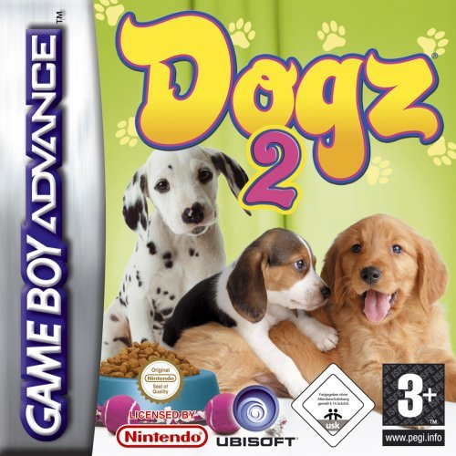 Dogz 2 (E)(Lightforce) Box Art