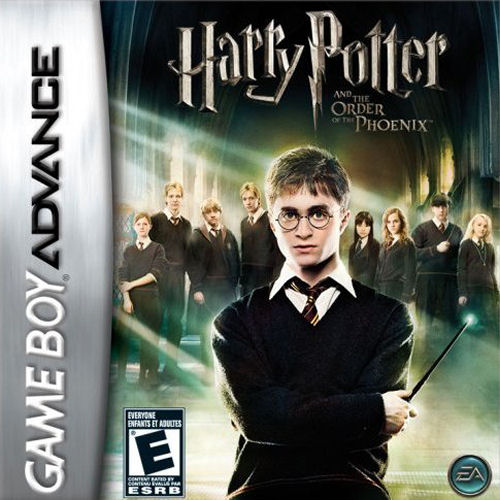 Harry Potter And The Order Of The Phoenix (U)(sUppLeX) Box Art