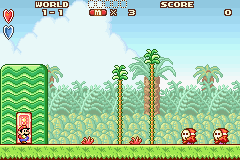 Super Mario Advance (U)(Eurasia) Snapshot