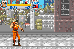 Final Fight One (J)(Eurasia) Snapshot