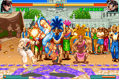 Super Street Fighter II X Revival (J)(Eurasia) Snapshot