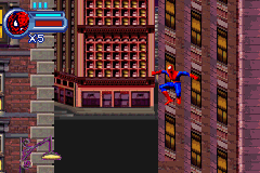 Spider-Man - Mysterio's Menace (U)(Mode7) Snapshot