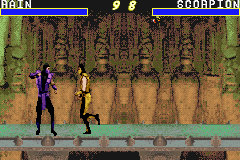 Mortal Kombat Advance (U)(Venom) Snapshot