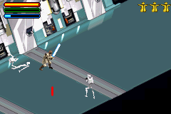 Star Wars - Jedi Power Battles (E)(Rocket) Snapshot