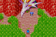 Breath of Fire 2 (U)(Mode7) Snapshot